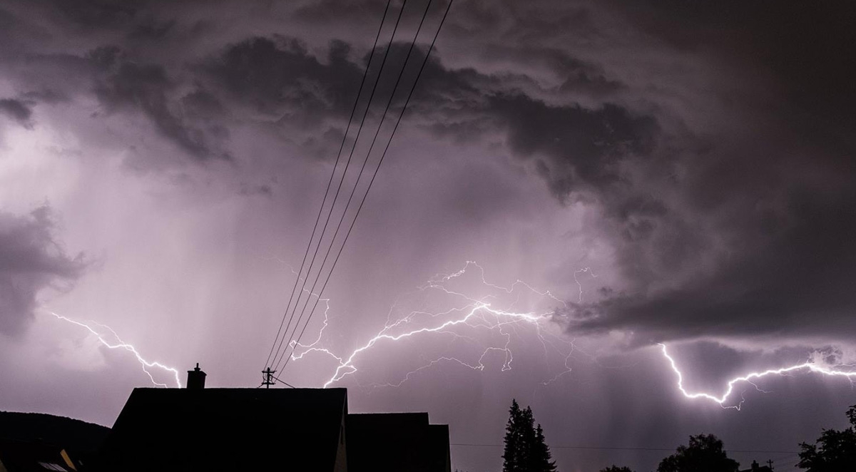 Protecting Your Home During Sudden Summer Storms